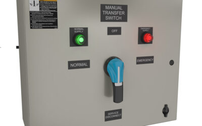 How A Manual Transfer Switch Increases Safety