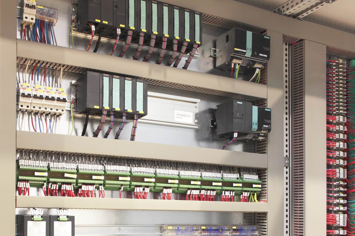 Spike Electric's Electrical Switchboard
