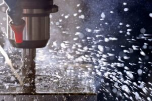 CNC Machining by Spike Electric