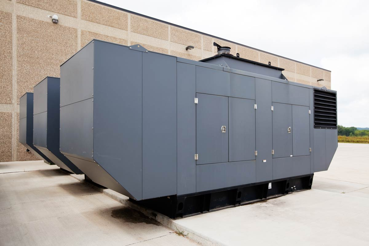 Generator Control Panels by Spike Electric